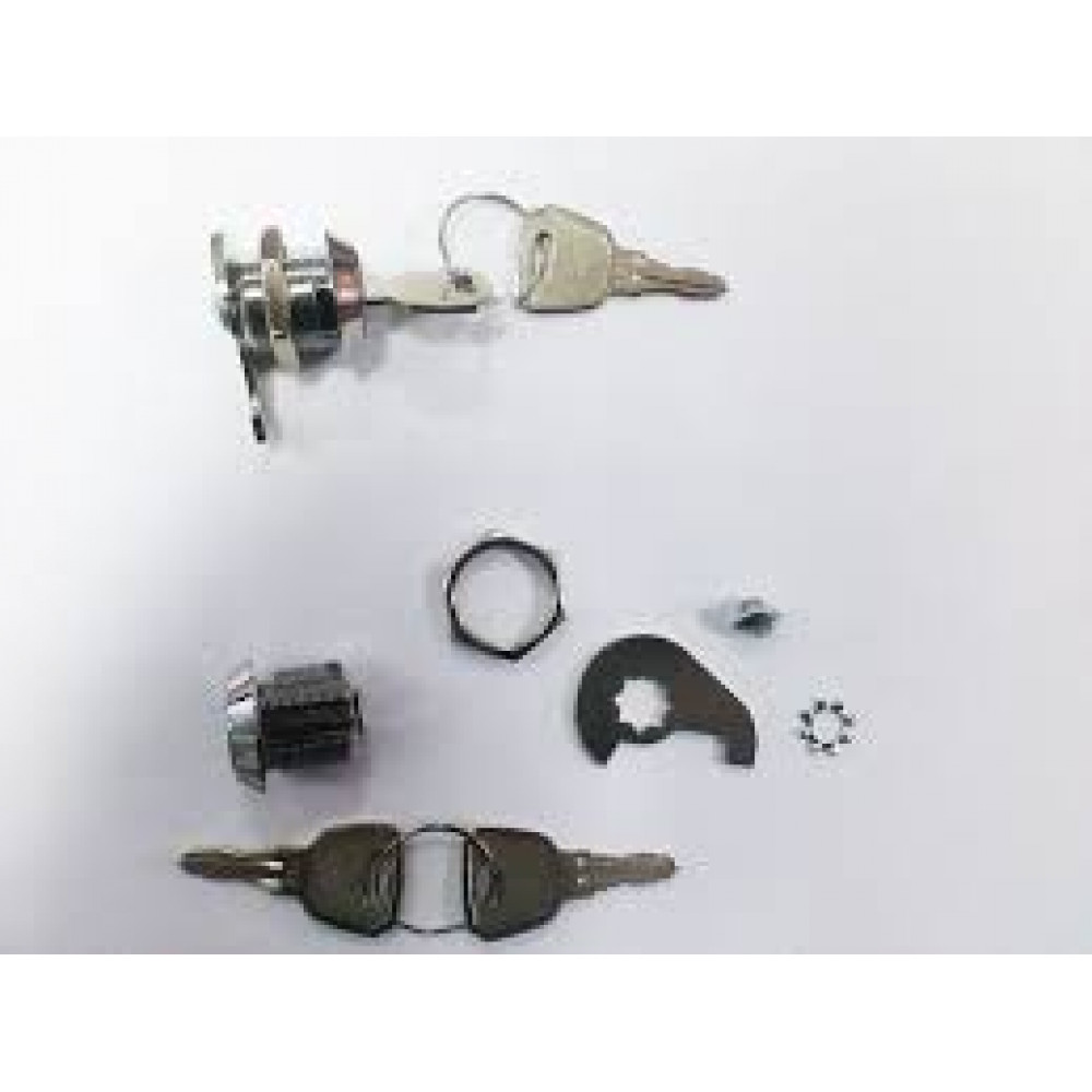 Замок для денежных ящиков моделей НРС-16S, НРС-460FT. В комплекте с ключами.
