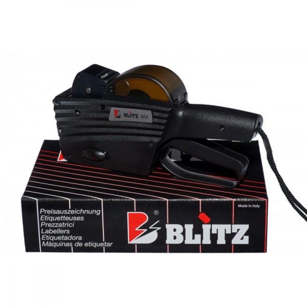 Этикет пистолет Blitz M6