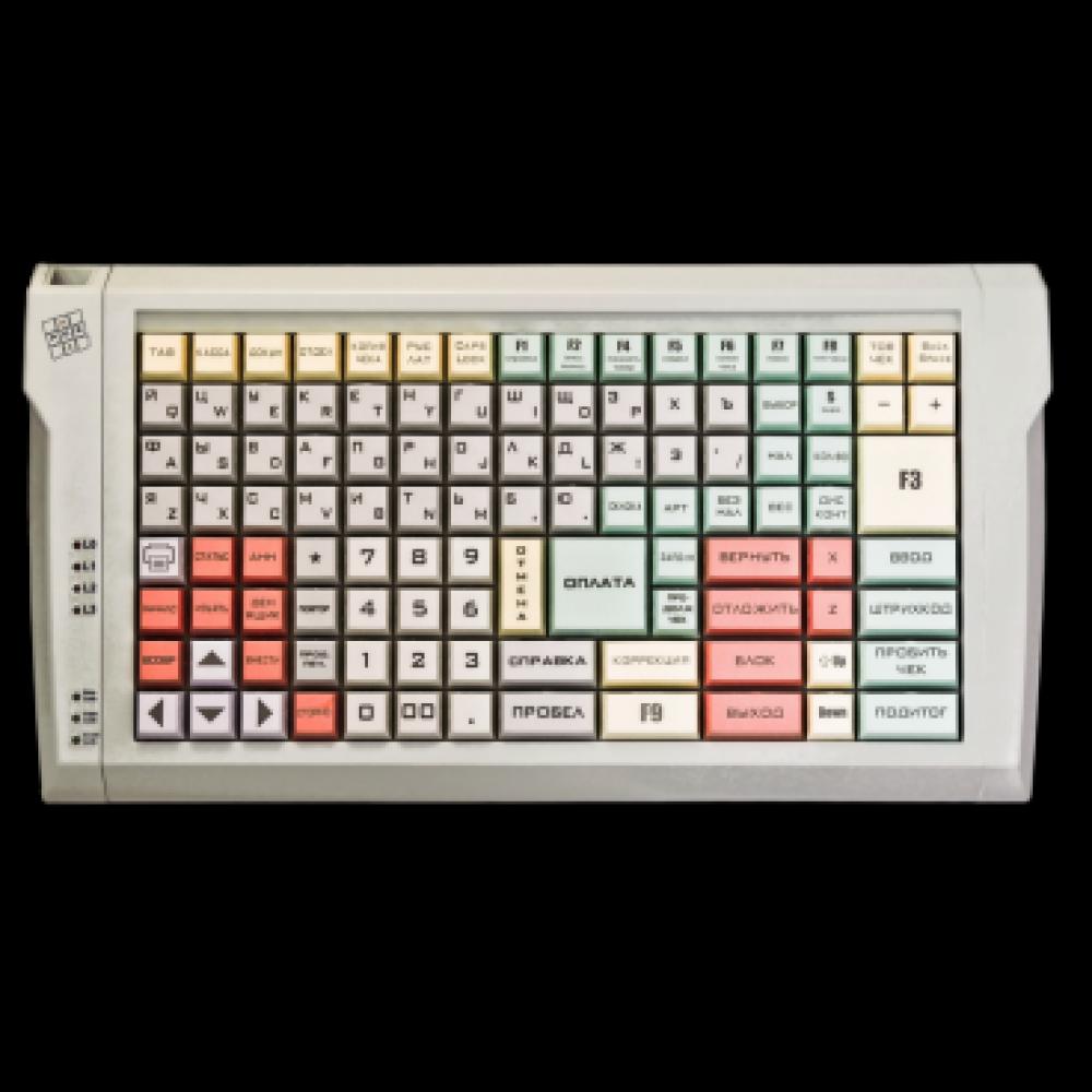 POS-клавиатура PosUA LPOS-128