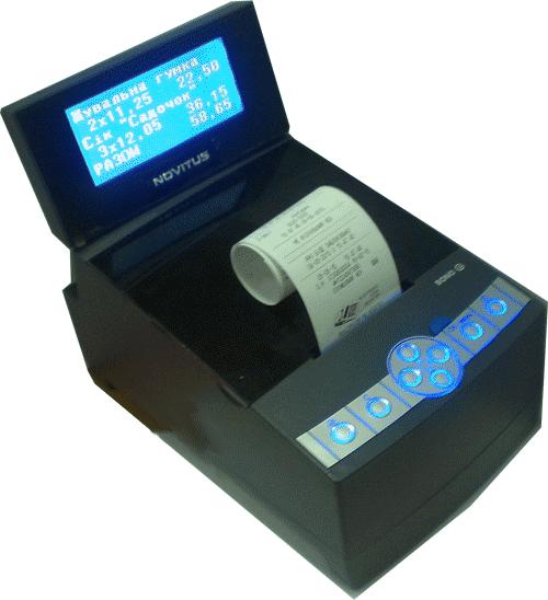 Фискальный регистратор MG N707TS в Киеве и Украине