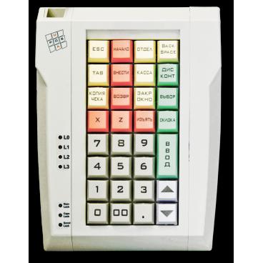 POS клавиатура PosUA LPOS-032
