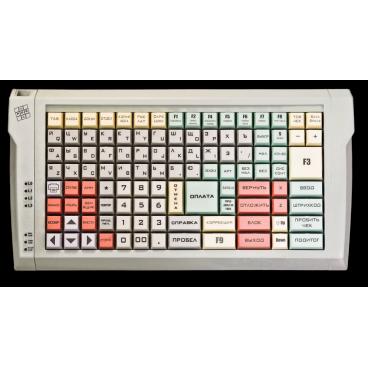 POS клавиатура PosUA LPOS-128