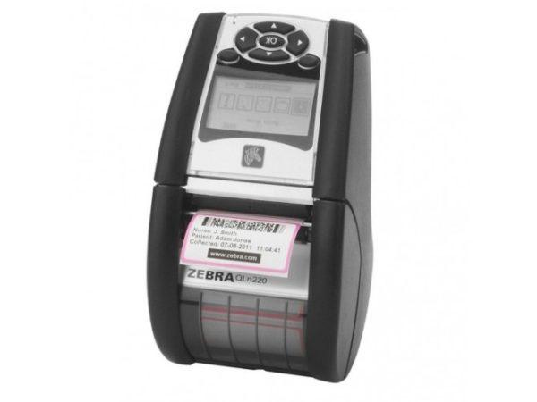 Мобильный принтер этикеток Zebra QLn220