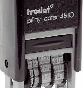 Датер Trodat Printy 4810