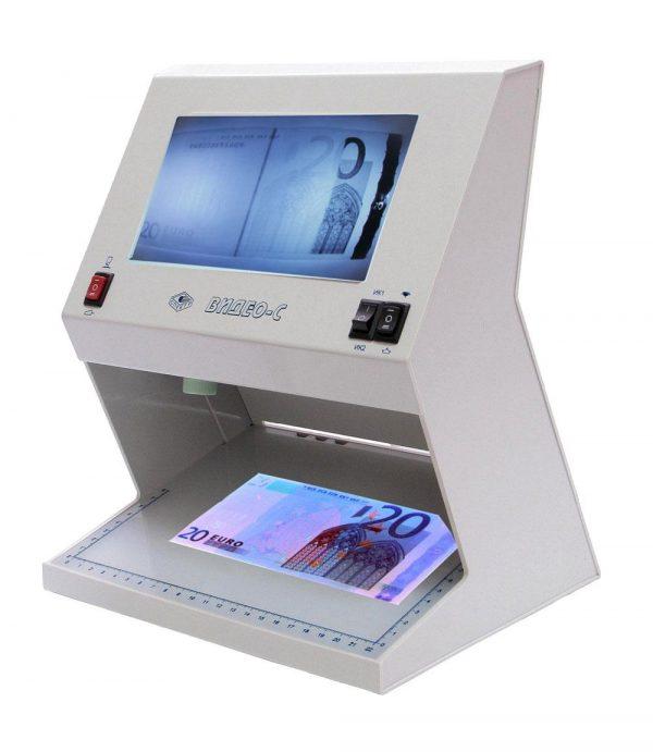 Детектор валют Спектр Видео-С