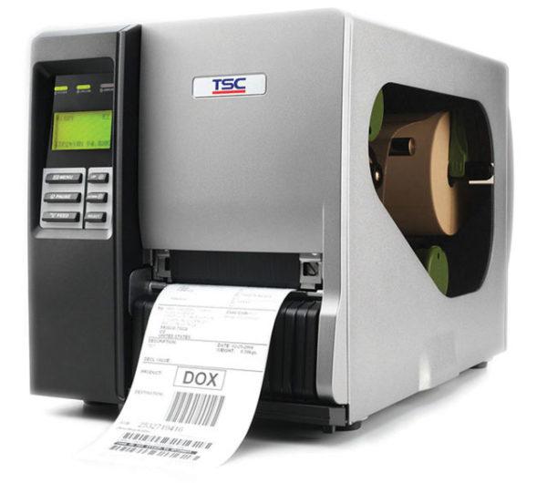 Промышленный принтер этикеток TSC TTP-246M Pro