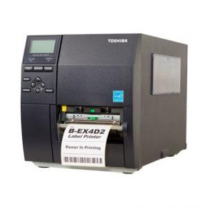 Промышленный принтер этикеток Toshiba B-EX4D2