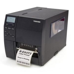 Промышленный принтер этикеток Toshiba B-EX4T2