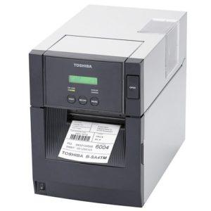 Настольный принтер этикеток Toshiba B-SA4TM