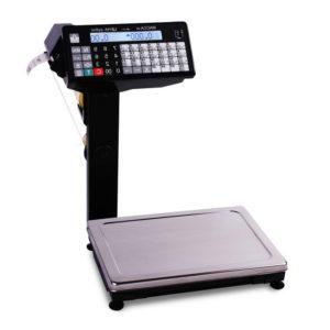 Весы с печатью этикеток Масса К ВПМ-15.2-Ф1