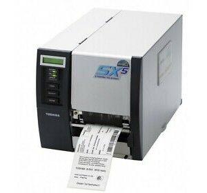 Промышленный принтер этикеток Toshiba B-SX