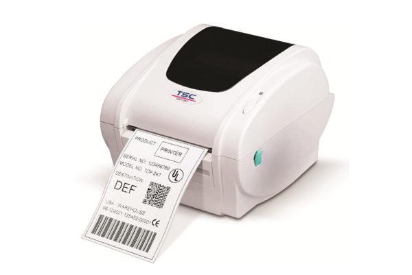 Настольный принтер этикеток TSC TDP
