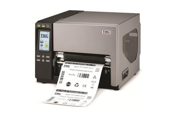 Промышленный принтер этикеток TSC TTP 286-MT
