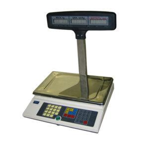 Торговые весы Промприбор ВТА-60/15- 5D-Т