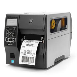 Промышленный принтер этикеток Zebra ZT410