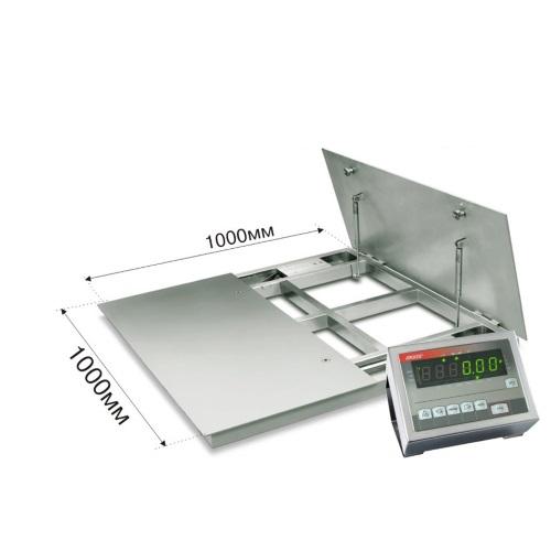 Весы с откидной платформой AXIS 4BDU