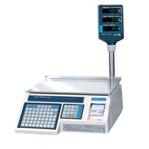 Весы с печатью этикеток CAS LP-15R
