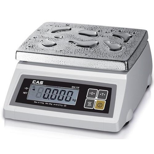 Фасовочные весы CAS SW-W