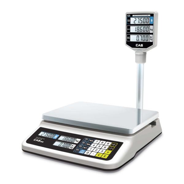 Фасовочные весы CAS PR-15 II