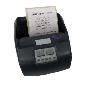 Мобильный принтер этикеток Alpha-3RW