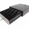 Комплект торгового оборудования «Все в 1» (кассовый аппарат MG-V545T.02, сканер штрих-кодов QuickScan Lite QW2100, денежный ящик НРС-16SP-3P) 9829