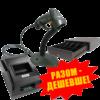 Комплект торгового оборудования «Все в 1» (Принтер чеков Xprinter XP-58IIL + Ручной сканер штрих-кода Symbol LS 2208 + Денежный ящик HPC-13S (Push-Push))