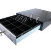 Комплект торгового оборудования «Все в 1» (Фискальный регистратор MG-T787TL + Ручной сканер штрих-кода Argox AS-8060 + Денежный ящик HPC-18S 24B + POS-терминал GEOS PRO S1502CH) 10016